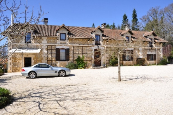 Charming French Estate For Sale